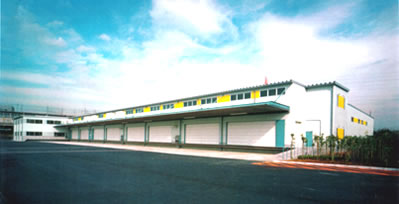 国分市川配送センター